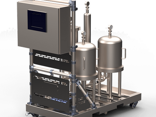 Filtration System – Four-Stage