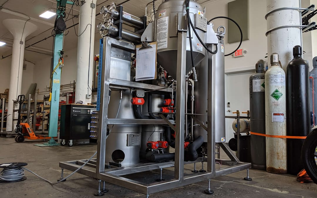 Extraction Vessels